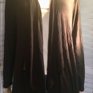 Rags and Couture Sweaters - Black Cardigan